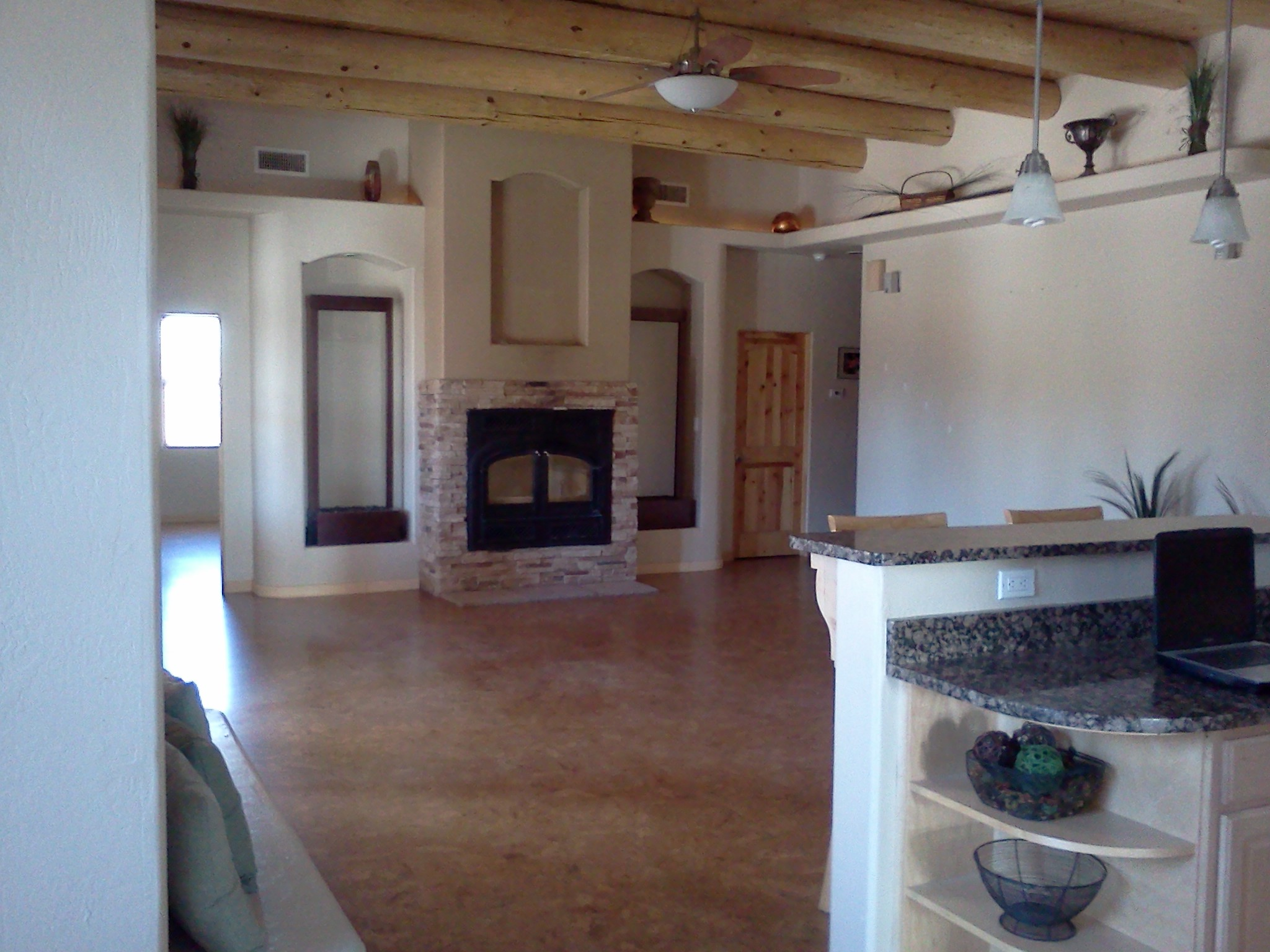 image showing flooring work