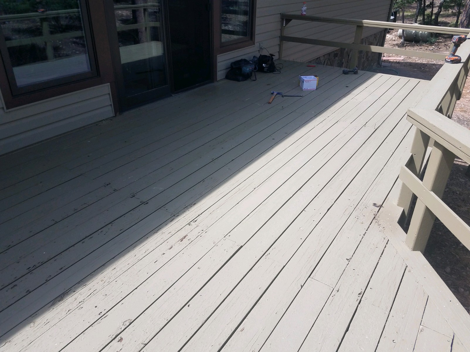 Image showing deck