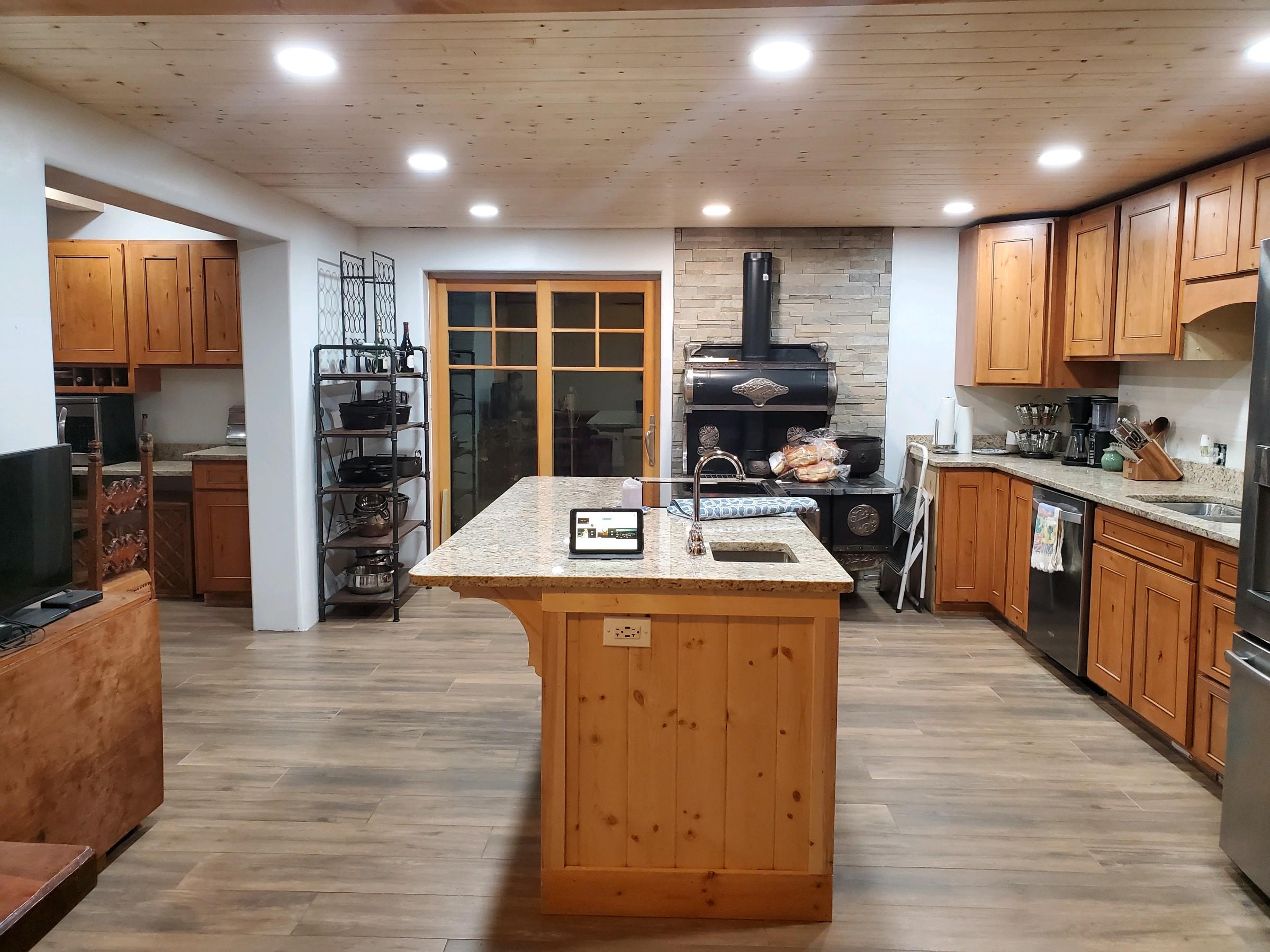 Image showing kitchen remodel