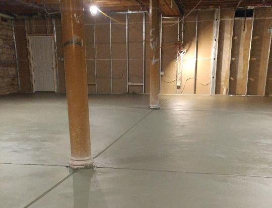 image showing concrete floor